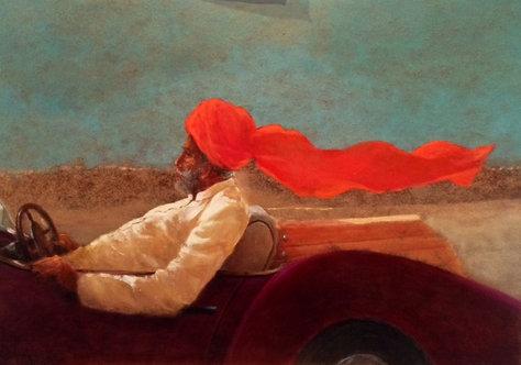 Maharaja at Speed