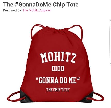 """ROI'S """"GONNA DO ME"""" TOTE BAG"""