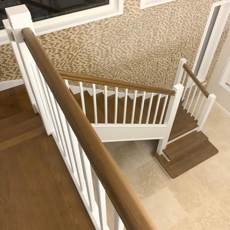 Scari interioare din lemn Deluxe
