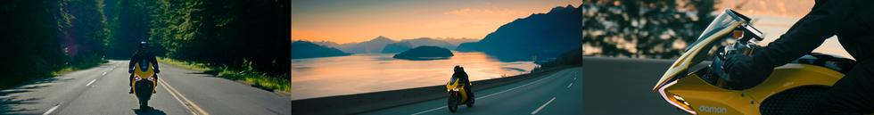 Damon Motorcycles // Hypersport