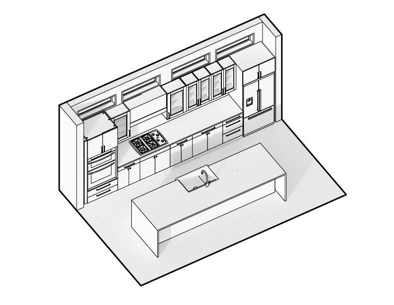 Kitchen Tier III - Axon
