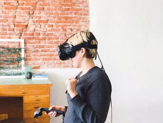Realm & Amethyst VR visit