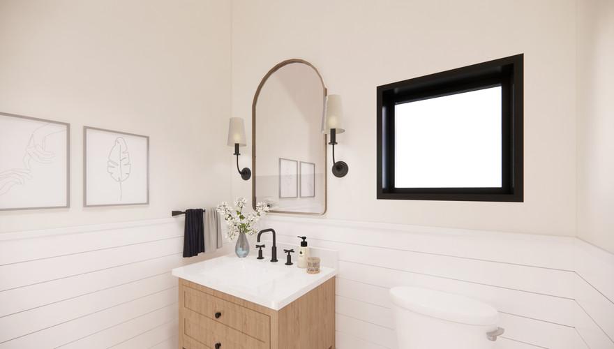 Powder Room Option II