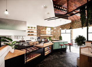 Fox Run Cafe (under construction) recently in the Eater Denver!