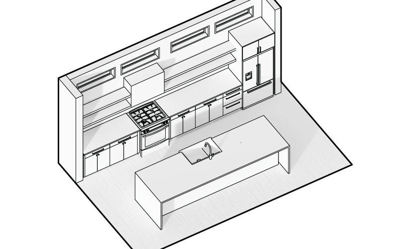Kitchen Tier I - Axon