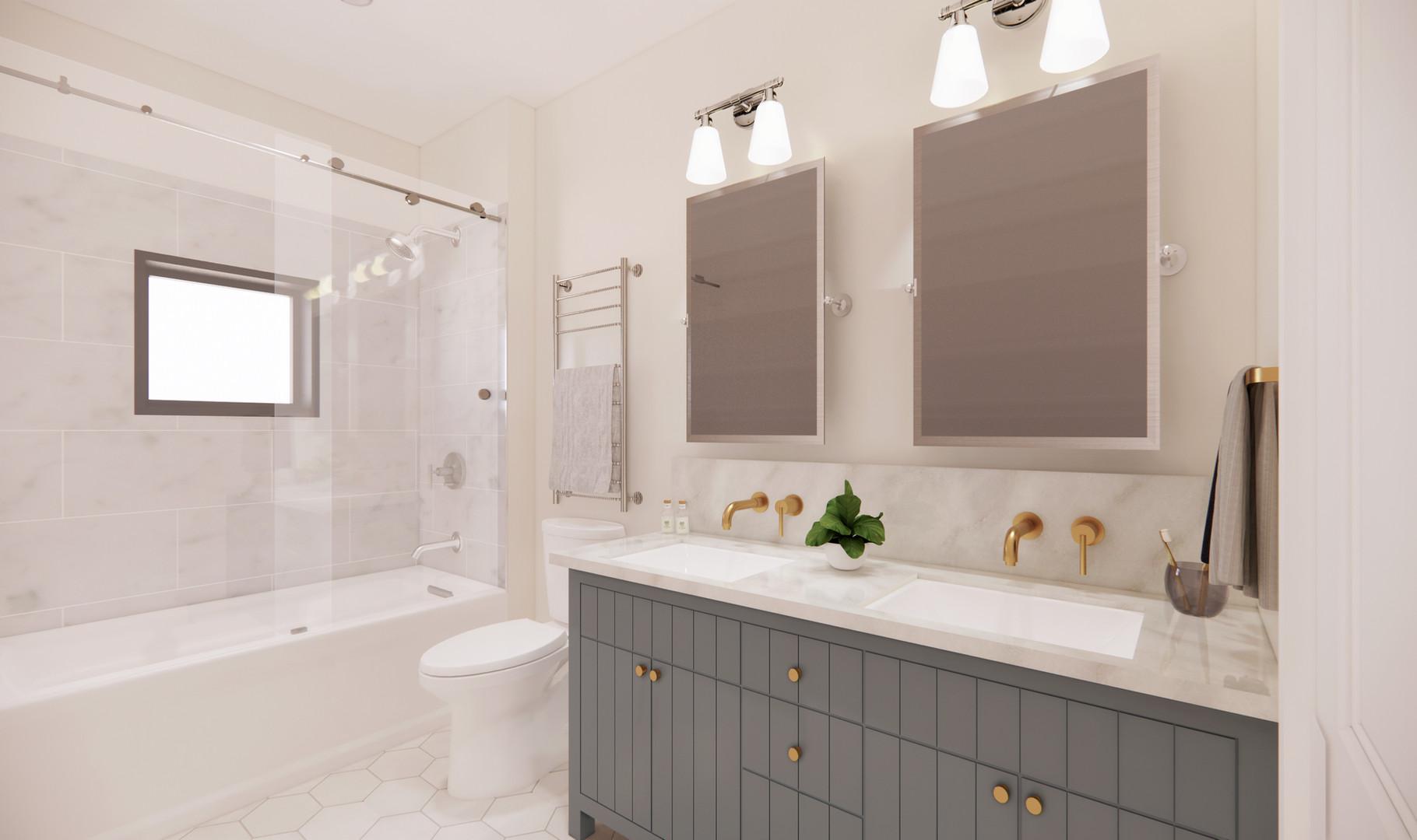 Full Bathroom Option II
