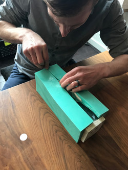 EXTRACTING ICE FROM SILICONE MOLD