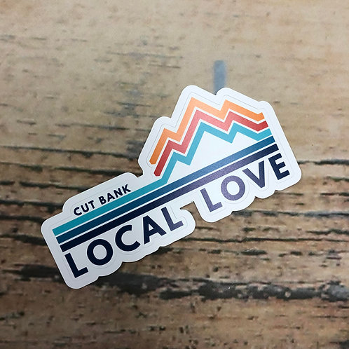 Local Love Decal