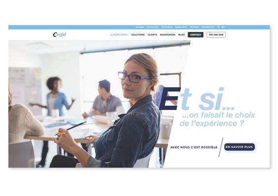 Cegid / Solution de gestion