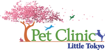 Little Tokyo Pet Clinic Bottom Logo