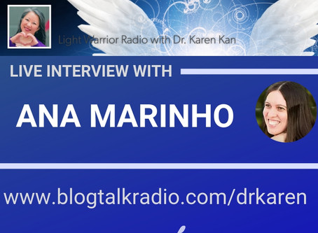 Ignite Your Inner Healer podcast with Ana Marinho