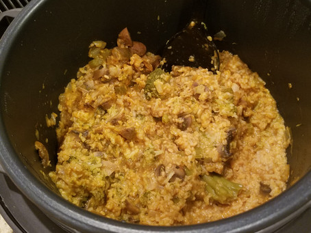 Instant Pot Kitchari Recipe