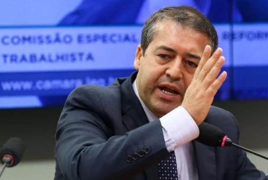 O ministro do Trabalho, Ronaldo Nogueira: nova lei trabalhista entra em vigor neste sábado. (Foto: Marcelo Camargo / Agência Brasil)