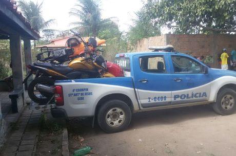 Três pessoas envolvidas na ação foram presas Ascom/Marcia Santana
