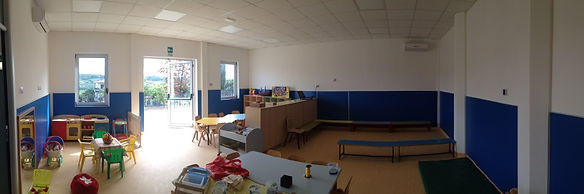 interno aula scolastica