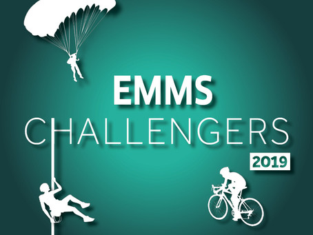 Become an EMMS Challenger in 2019