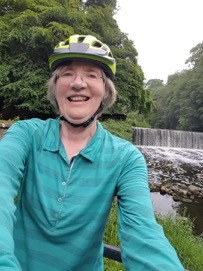 Fiona's Birthday Bike Ride Challenge