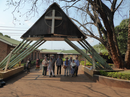 Malawi Supporter Visit (Pt 3)