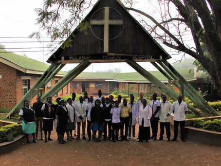COVID-19 Frontline Voices: Malawi