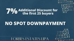 Forbes Estates Lipa Batangas Price Promo