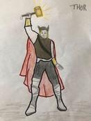 Bogata - Izzy (Thor and Hrungnir)