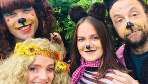 Goldilocks! The Adventures of a Porridge Thief