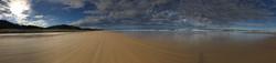 75 Mile Beach - Fraser's highway