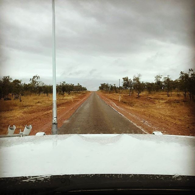 Hitting the 'outback'
