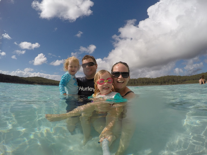 Rookie's Guide to a Fraser Island Holiday