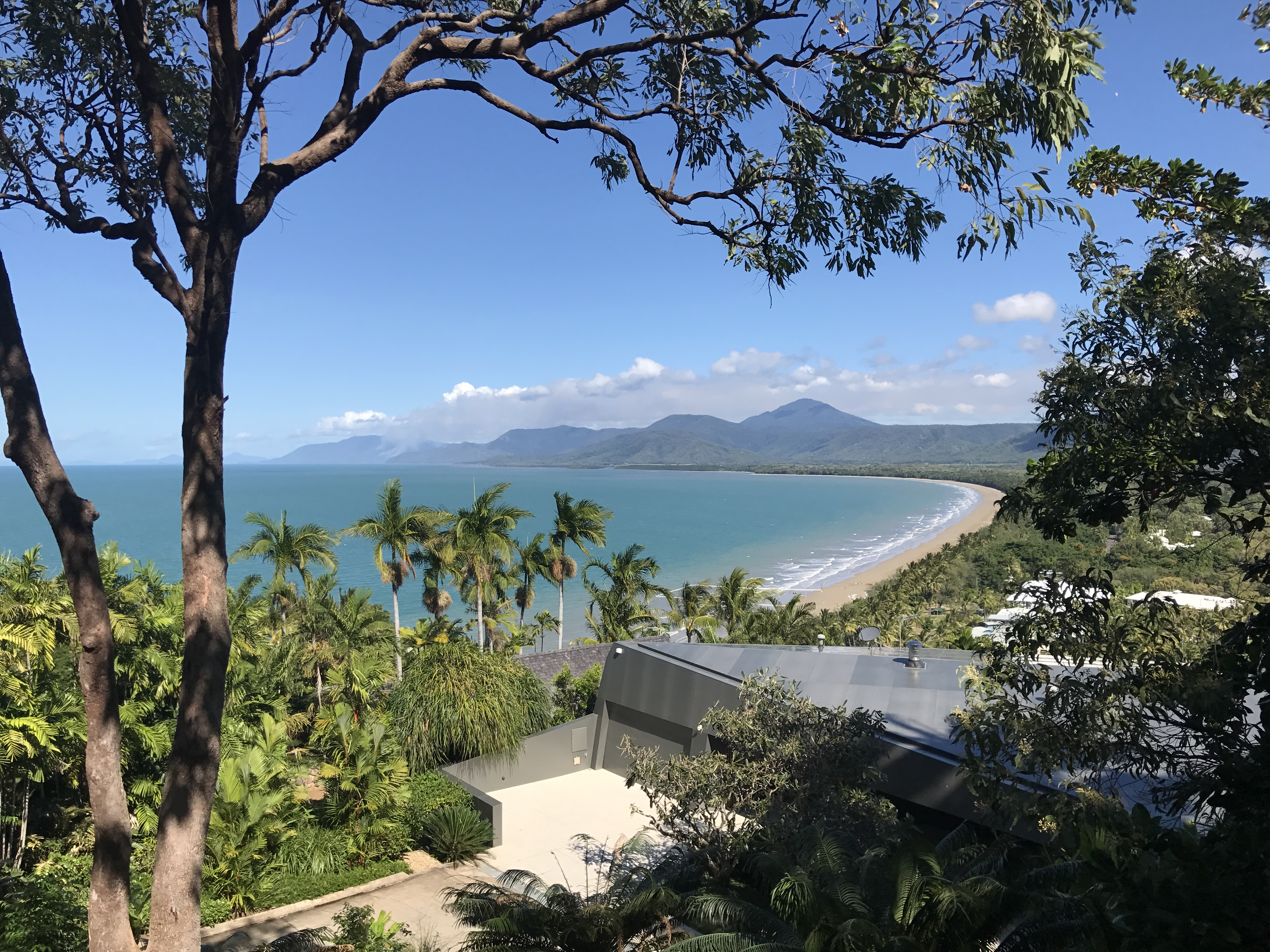 Lookout at Port Douglas