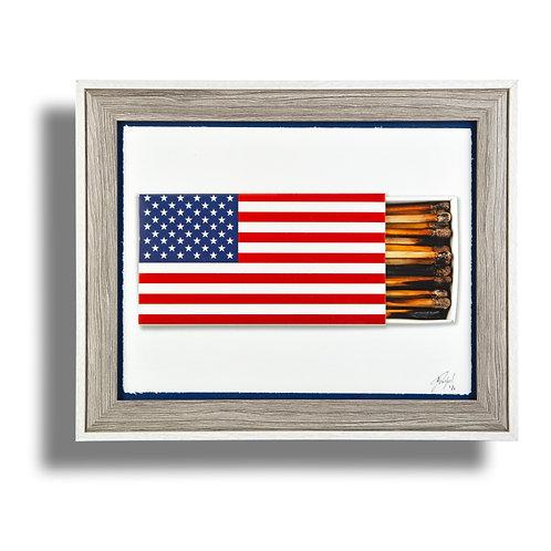 Fireworks (11x14)