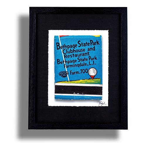 Bethpage Blue (11x14)