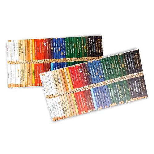 Colored Pencils (20x10 Canvas)