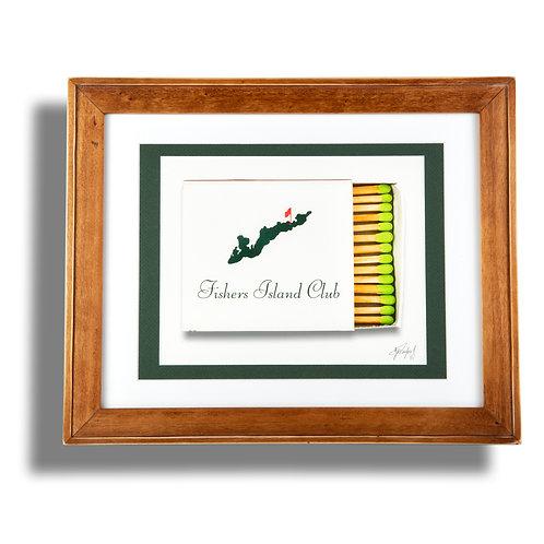 Fish Sticks (11x14)