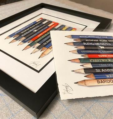 scotland-golf-trip-pencils-art-gift.JPG