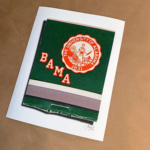 Bama Book Club (11x14)