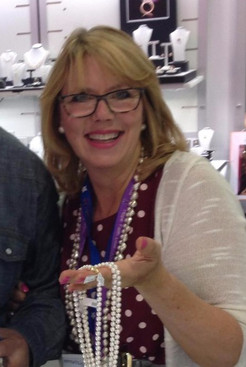 Crazy about pearls!