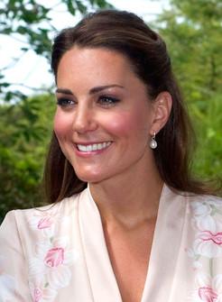 Princess Kate Loves Her Pearls