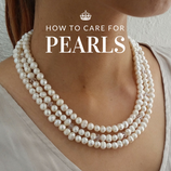 Let's take care of our pearls