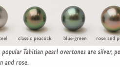 Pearls and Skin Tones