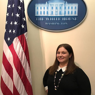 Represented my organization in a meeting with the White House