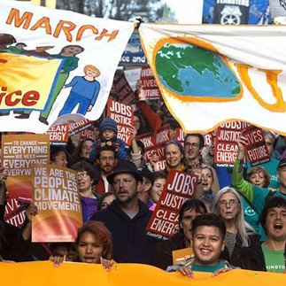 Seattle Climate March