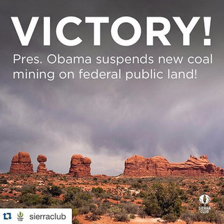 No new coal leases on public lands