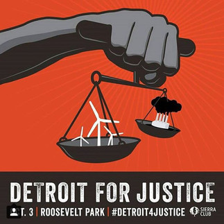 Detroit March for Justice
