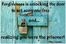 Forgiveness and Letting Go, the Path to Freedom  ~
