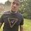 Thumbnail: Signature Black T-shirt (Gold Logo Front)