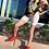 Thumbnail: ChiT White Rib Biker Shorts