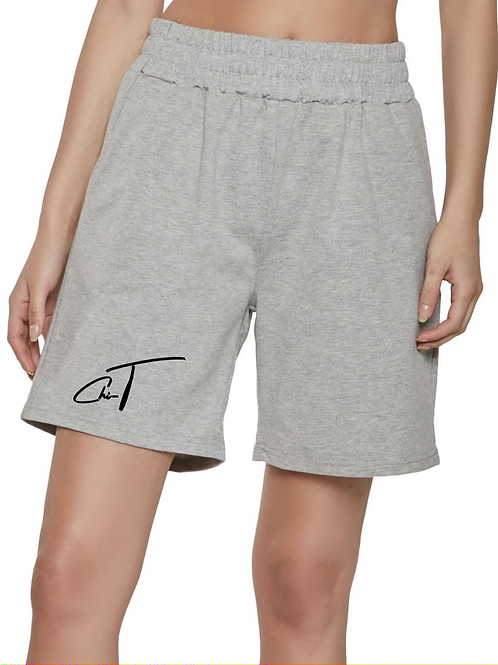 """""""The Valley"""" Grey Shorts"""