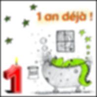 Mailchimp 1er anniversaire carde 600x600