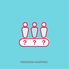 A way to create a portrait of your customers, sharing similar goals and characteristics, to help you make design decisions concerning your service.